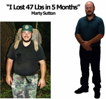 Extreme weight loss mike