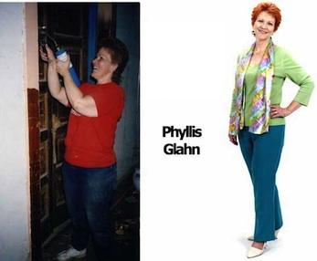 Phyllis Weight Loss Client Before And After