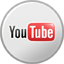 you tube logo social icon